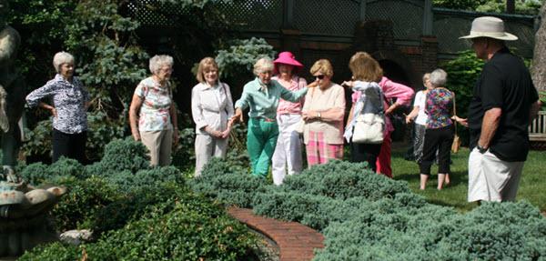 Garden Department Meeting - Lexington Woman's Club